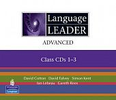 Language Leader Advanced Class Audio CD (3) (Лицензия)