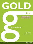 Gold First New Edition (with 2015 exam specifications) Exam Maximiser (without key)
