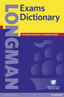 Longman Exams Dictionary Paper and CD ROM TOCEIC Update