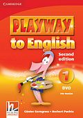 Playway to English (Second Edition) 1 DVD
