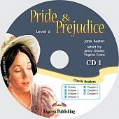 Classic Readers Level 6 Pride & Prejudice Audio CD CD1