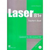 Laser B1+ Teacher's Book + Tests CD Pack
