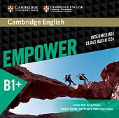 Cambridge English Empower Intermediate Class Audio CDs (3) (Лицензия)