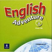 English Adventure Starter A Class CD