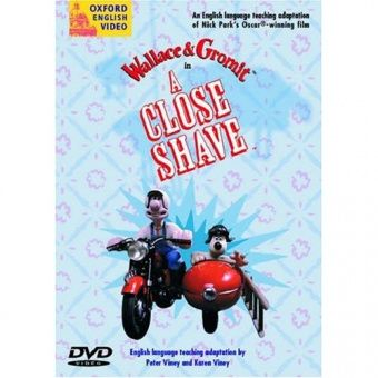 Wallace and Gromit: A Close Shave (DVD)