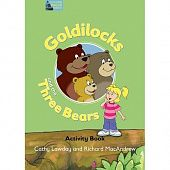 Fairy Tales Goldilocks and the Three Bears (Activity Book)