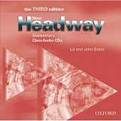 New Headway Elementary Third Edition Class Audio CDs (2)