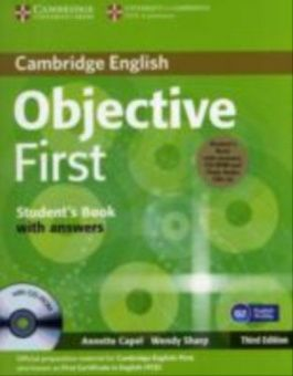 Objective First 3rd Edition Student's Book Pack (Student's Book with Answers with CD-ROM and Class Audio CDs (2))