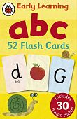 Early Learning ABC Flashcards. Карточки (52)
