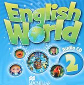 English World 2 Audio CDs (2) (Лицензия)