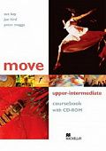 Move  Upper-Intermediate: Coursebook with CD-ROM