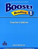 Boost Reading 1 Teacher's Edition