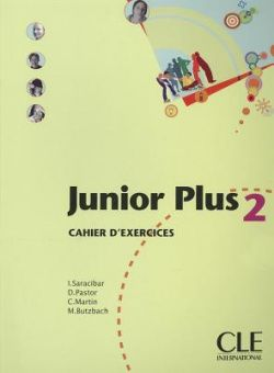 Junior Plus 2 - Cahier d'exercices