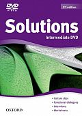 Solutions Second Edition Intermediate DVD