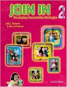 JOIN IN 2 Student Book with Audio CD