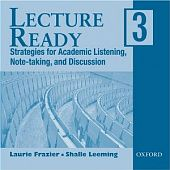 Lecture Ready 3 Audio CDs (2)