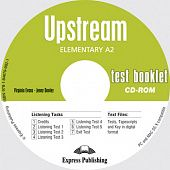 Upstream Elementary A2 Test Booklet CD-ROM