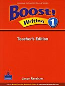 Boost Writing 1 Teacher's Edition