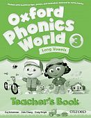 Oxford Phonics World 3 Teacher's Book