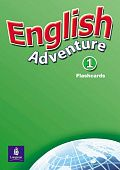 English Adventure 1 Flashcards