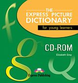 The Express Picture Dictionary for young leaners CD-ROM