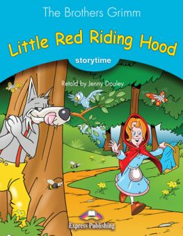Stage 1 - Little Red Riding Hood Pupil's Book