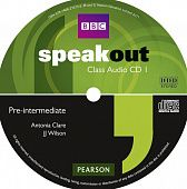 Speakout Pre-Intermediate Class Audio CD (2) (Лицензия)