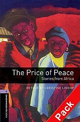 Oxford Bookworms Library 4: The Price of Peace Stories from Africa Audio CD