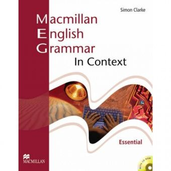 Macmillan English Grammar In Context Essential Student's Book (no Key) CD-ROM Pack