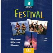 Festival 3 - CD audio collectifs (2) (Лицензия)