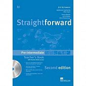 Straightforward (Second Edition) Pre-Intermediate Teacher's Book Pack