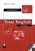 Total English Intermediate Workbook without key and CD-ROM