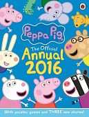 Ladybird: Peppa Pig. Official Annual 2016 (HB)