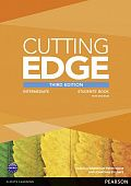 Cutting Edge 3rd Edition Intermediate Students' Book (with DVD)