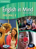 English in Mind (Second Edition) 2 DVD Pal