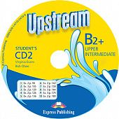 Upstream Upper-Intermediate B2+ Third Edition Student's Audio CD (CD2)