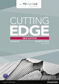 Cutting Edge 3rd Edition Advanced Students' Book and MyEnglishLab Pack
