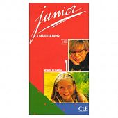 Junior 1 - 3 cassettes audio collectives
