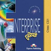Enterprise Plus Class Audio CDs