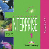 Enterprise 1 Student's Audio CD