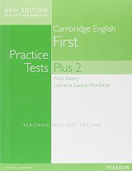 Cambridge First Practice Tests Plus New Edition Student's Book without Key