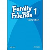Family and Friends 1 Teacher's Book