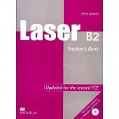 Laser B2 Teacher's Book + Tests CD Pack