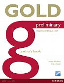 New Gold Preliminary Teacher's Book