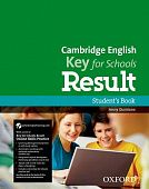 Cambridge English Key for Schools Result Student's Book and Online Skills and Language Pack