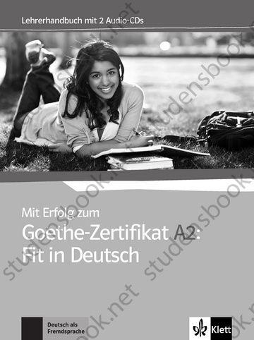 купить Mit Erfolg Zum Goethe Zertifikat A2 Fit In Deutsch