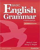 Basic English Grammar 4th Edition (Azar Grammar Series) with Answer Key + Audio CD