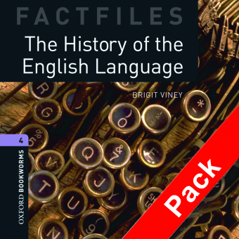 OBF 4: The History of the English Language Audio CD Pack