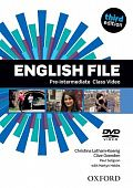 English File Third Edition Pre-Intermediate Class DVD