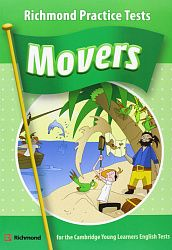Richmond Practice Tests: Movers Student's Book Pack